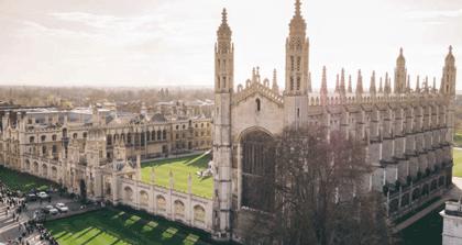 dünyanın en iyi üniversiteleri Cambridge Üniversitesinde Eğitim