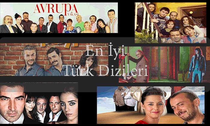 En İyi Türk Dizileri