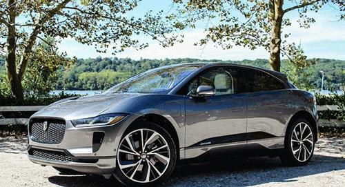 Jaguar I-Pace: En İyi Otomobil
