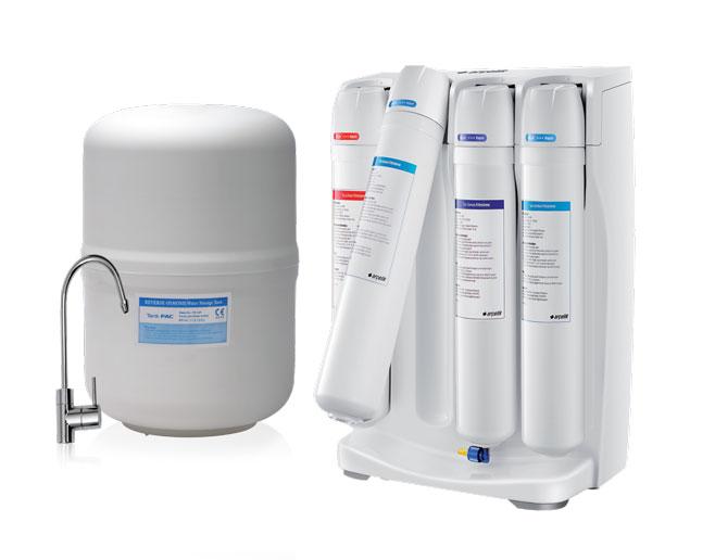 en iyi su arıtma cihazları 1. Arçelik 3140 SFC Tezgah Altı Su Arıtma Cihazı