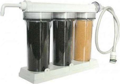 3. Berrak Su Üçlü Su Arıtma Cihazı
