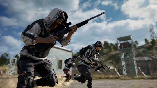 3. Keskin Nişancı Tüfeği (Sniper)