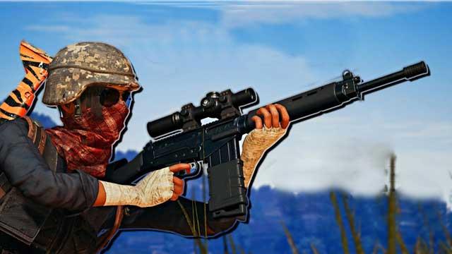 2. Nişancı Tüfeği (DMR)