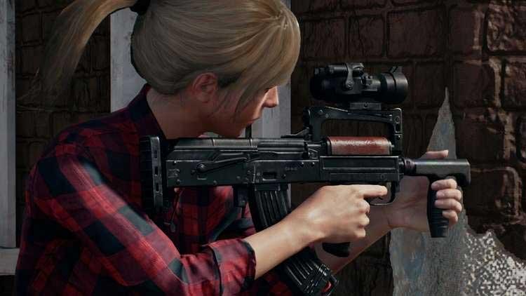 1. Saldırı Tüfeği (Assault Rifle)