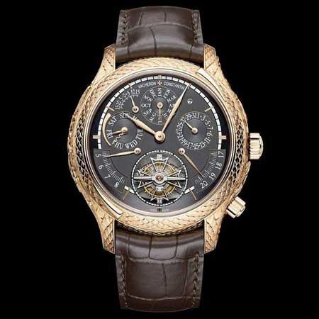 en iyi saat markaları Vacheron Constantin