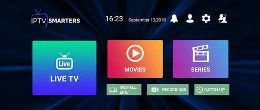 Ip Tv Smarters Pro
