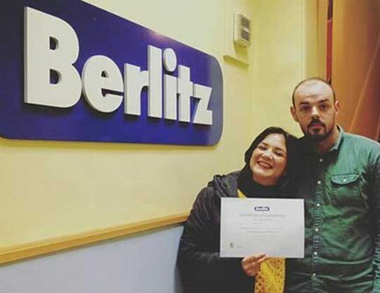 Berlitz İngilizce Dil Kursu