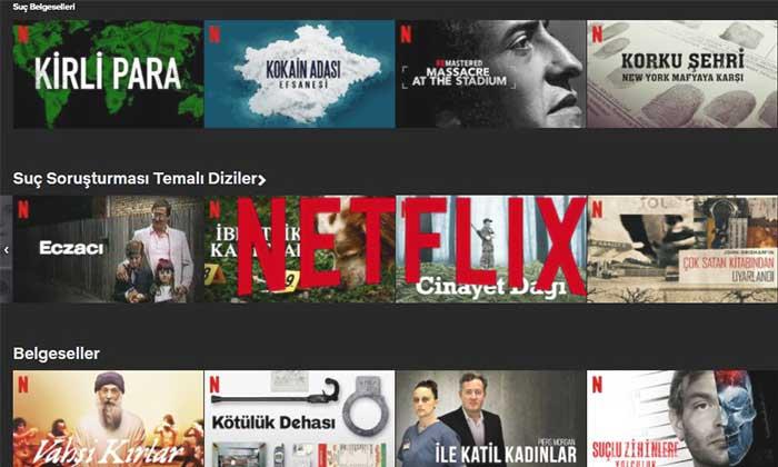 En İyi Netflix Belgeselleri