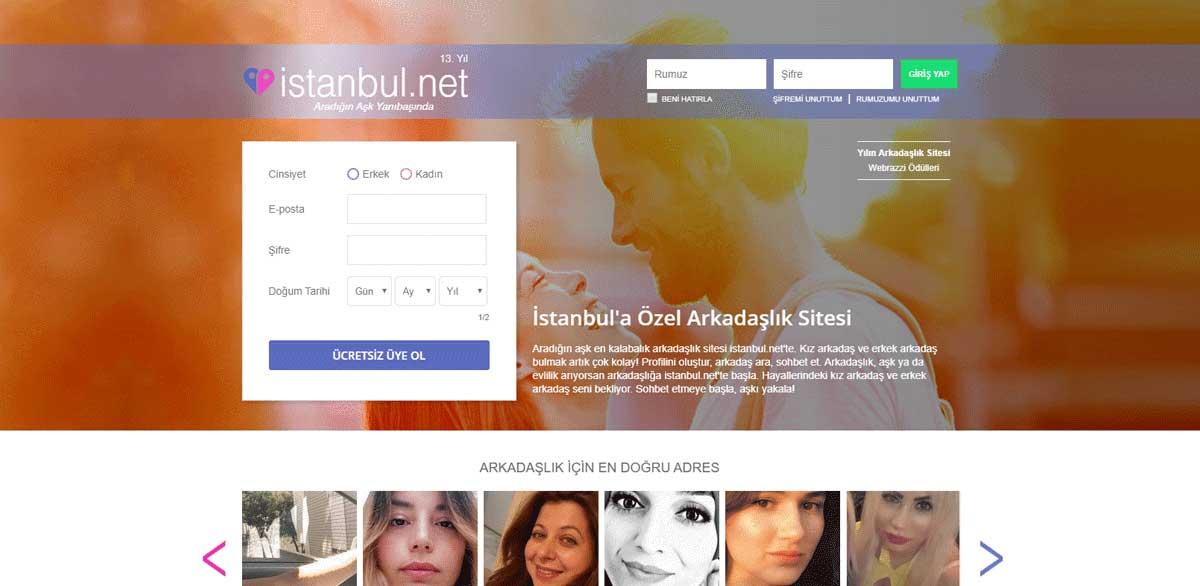 En İyi Arkadaşlık Sitesi İstanbul.net