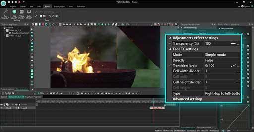 VSDC Free Video Editör