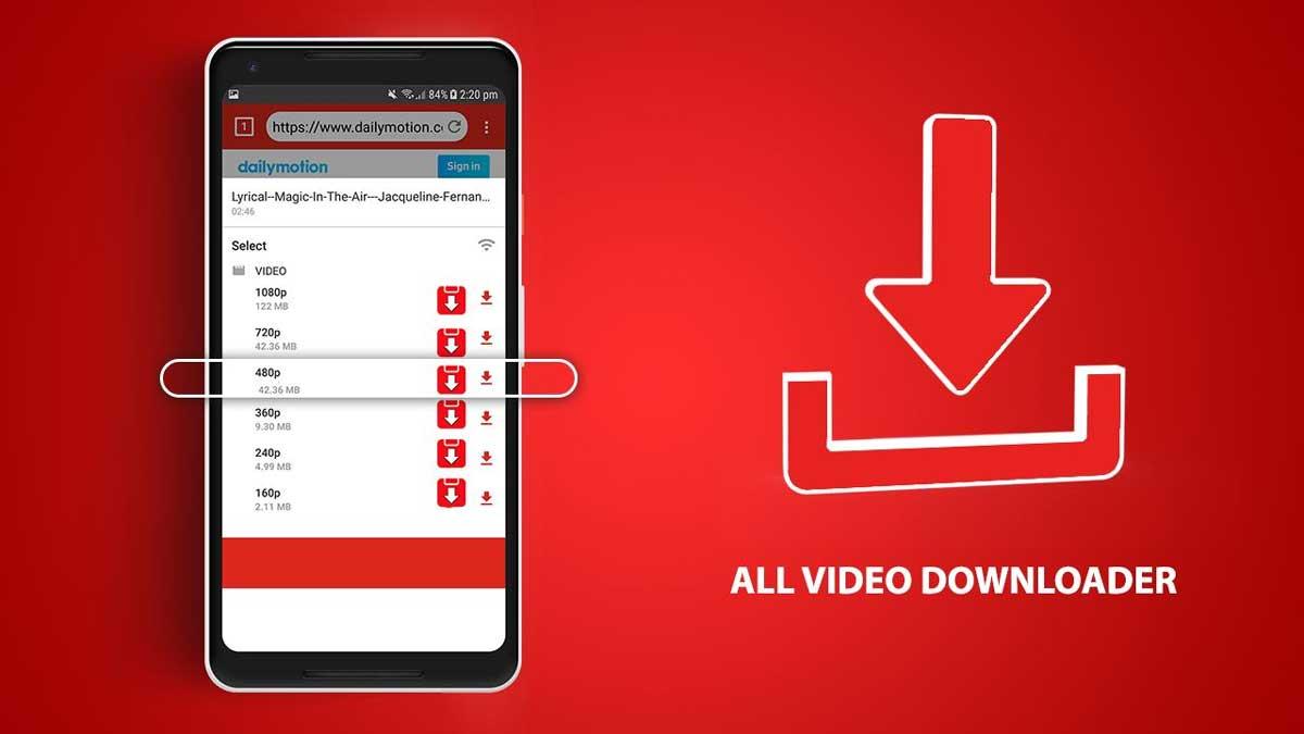 All Video Downloader Youtube Video İndirme Programı
