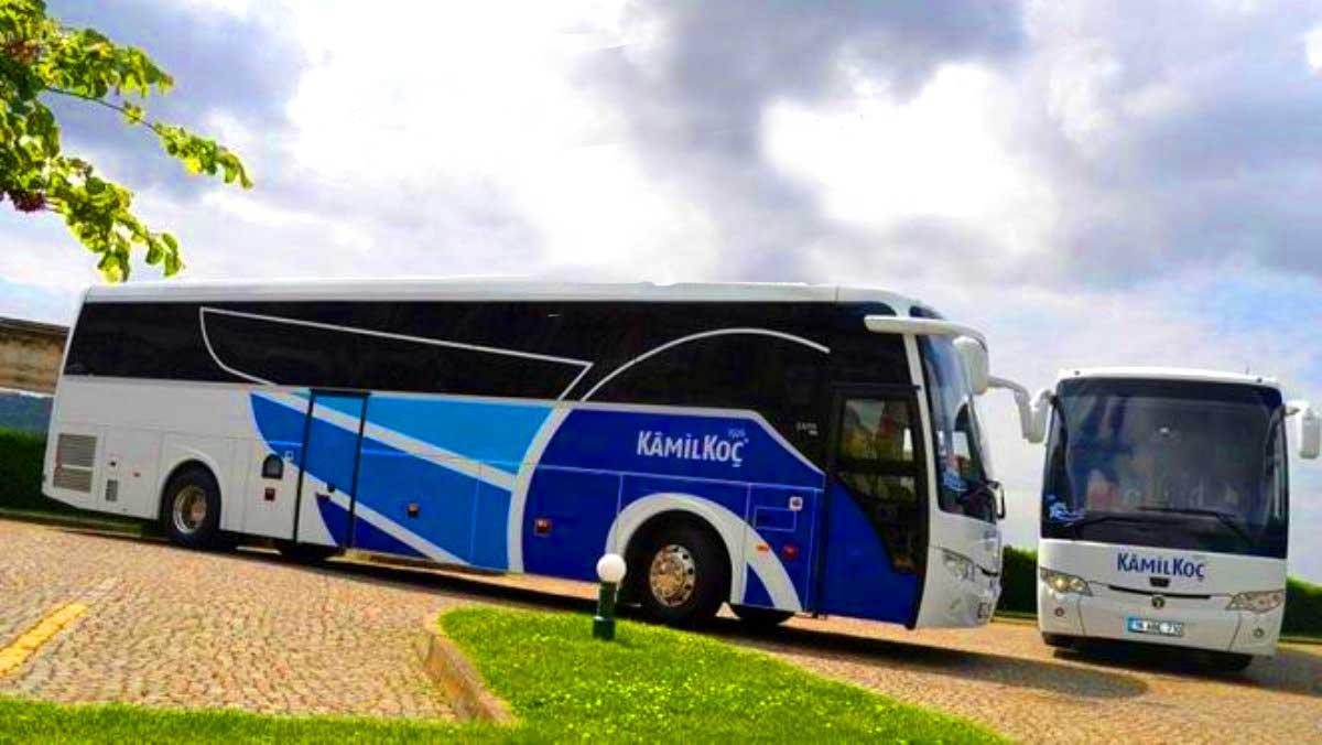 Kamil Koç otobüs firması