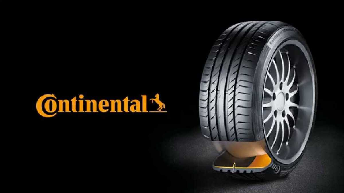 Continental Lastik Markası