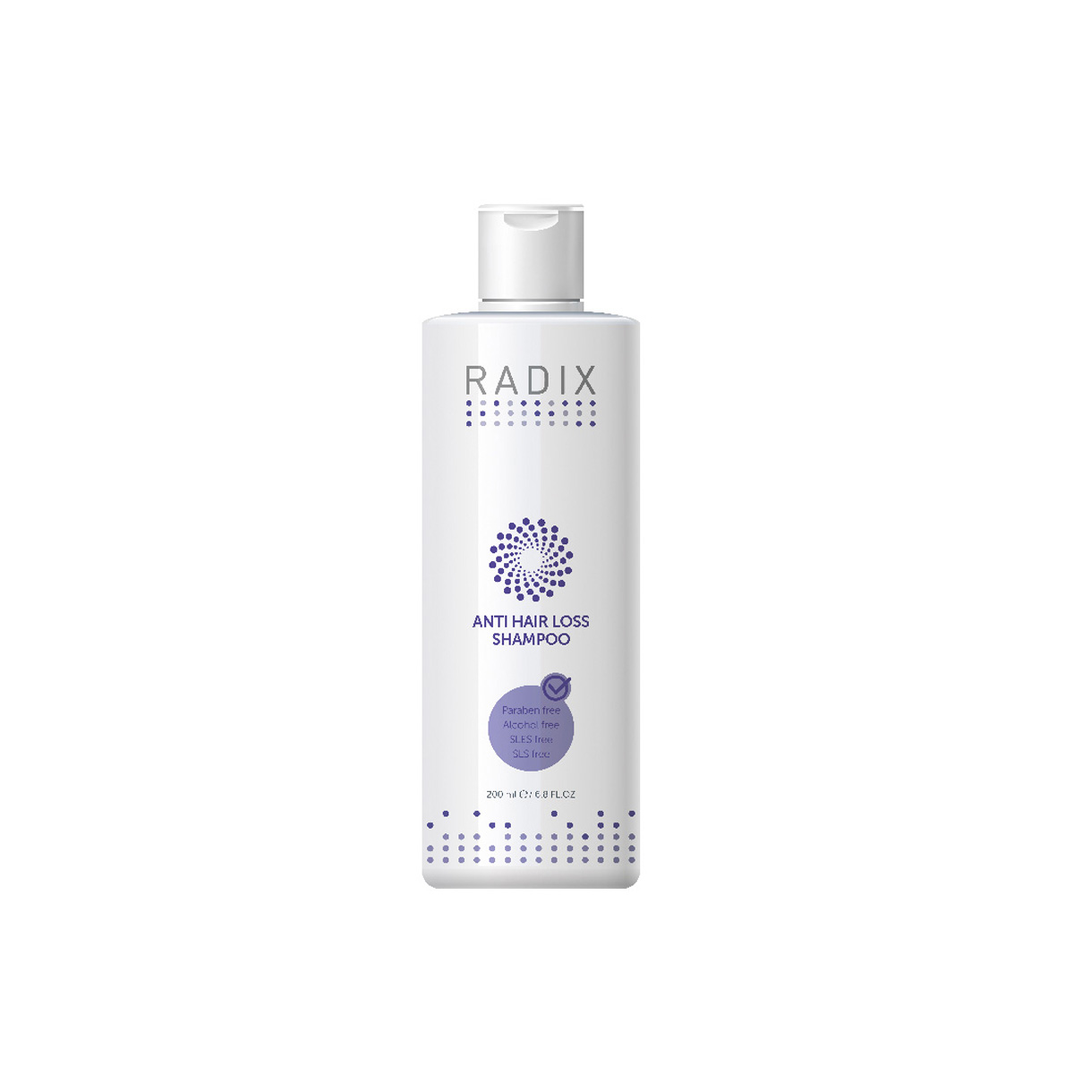 Radix Saç Dökülmesine Karşı Etkili Şampuan