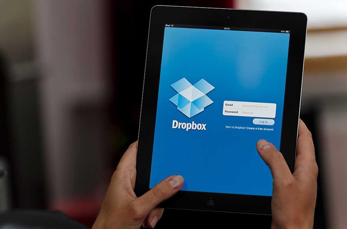 Dropbox Bulut Depolama
