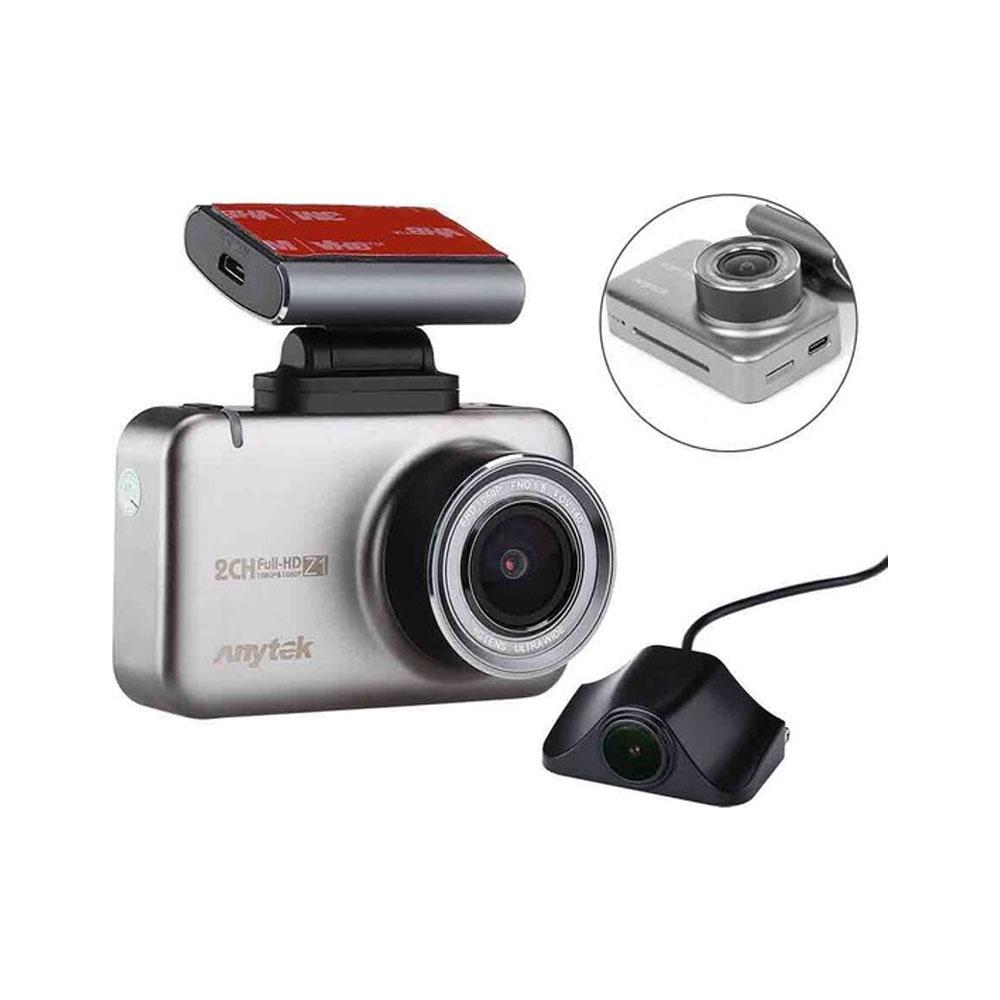 Anytek Z1 Full HD Çift Kameralı Araç Kamerası