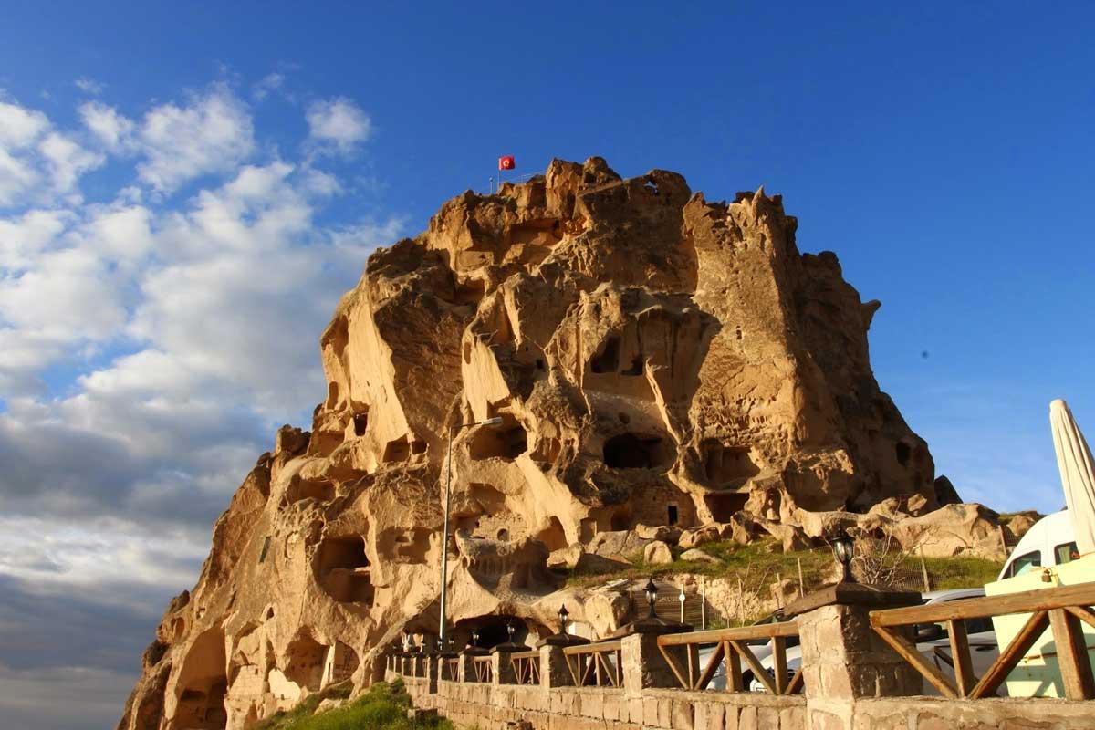 Kapadokya'da Gezilecek Yerler ve Yapılacak Aktiviteler
