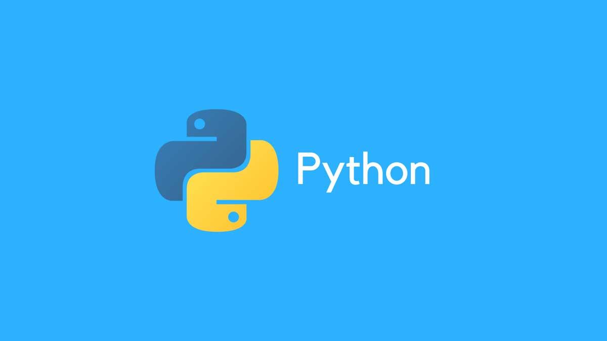 Phyton Programlama Dili